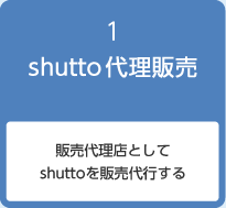 shutto販売代理